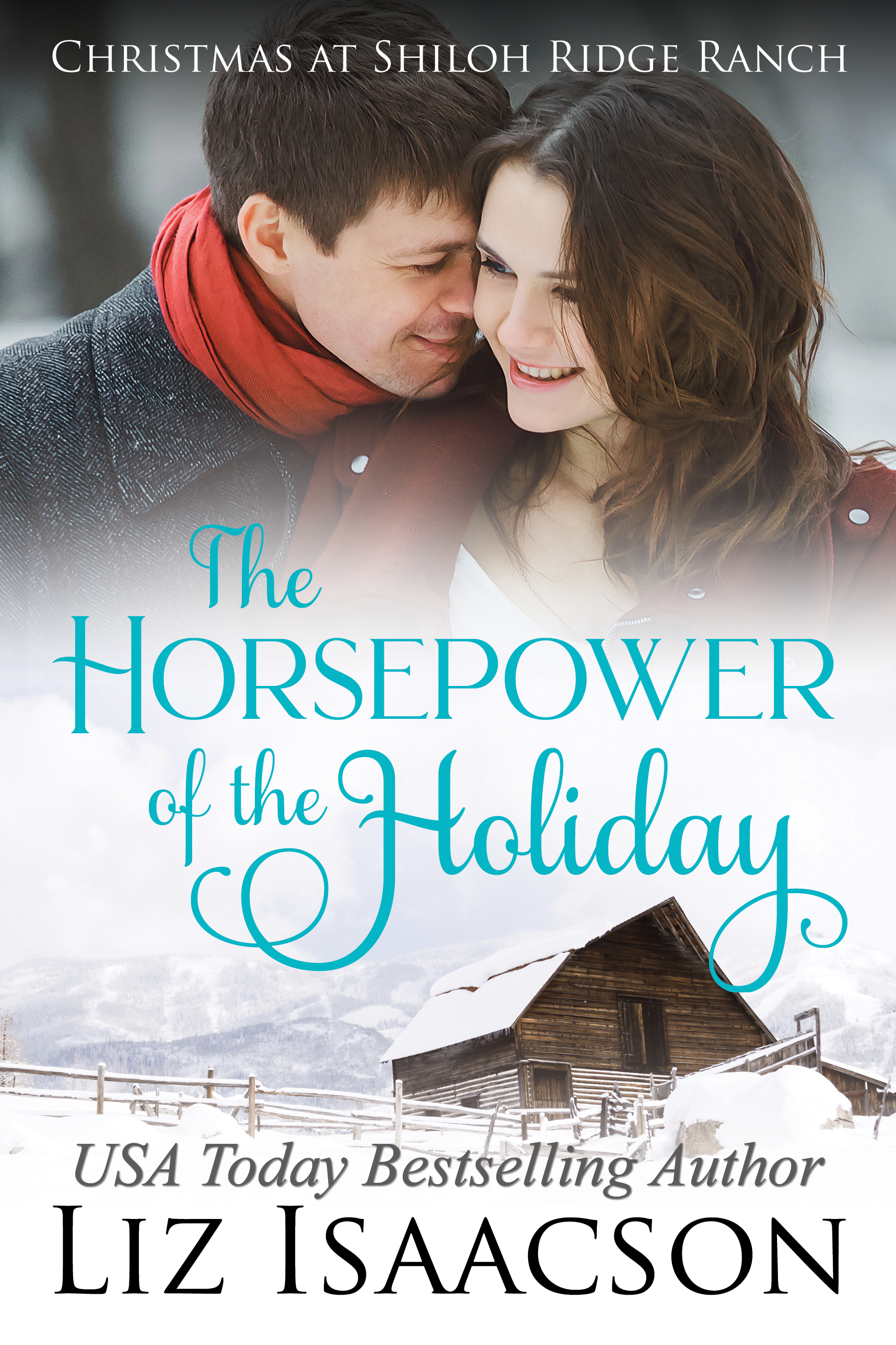 2 The Horsepower of the Holiday FRONT COVER
