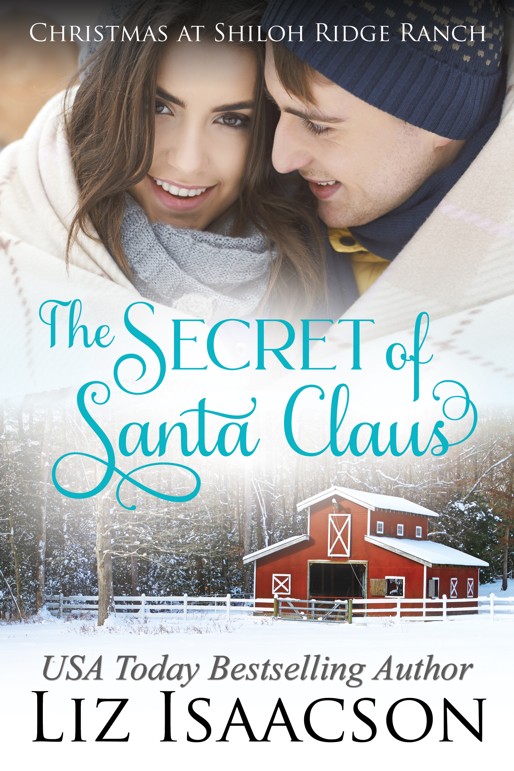 4 The Secret of Santa Claus FRONT COVER
