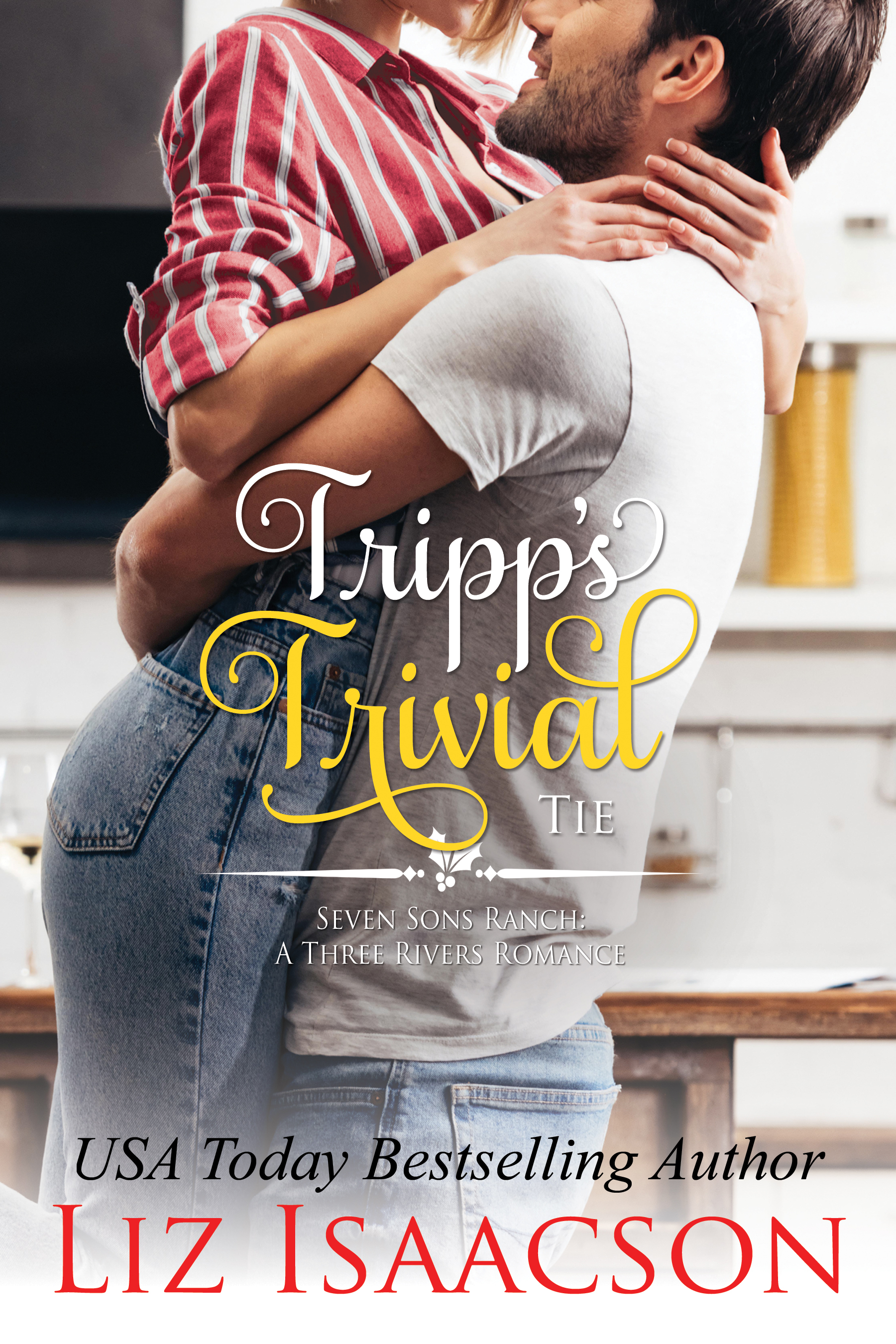 Tripps Trivial Tie FRONT COVER