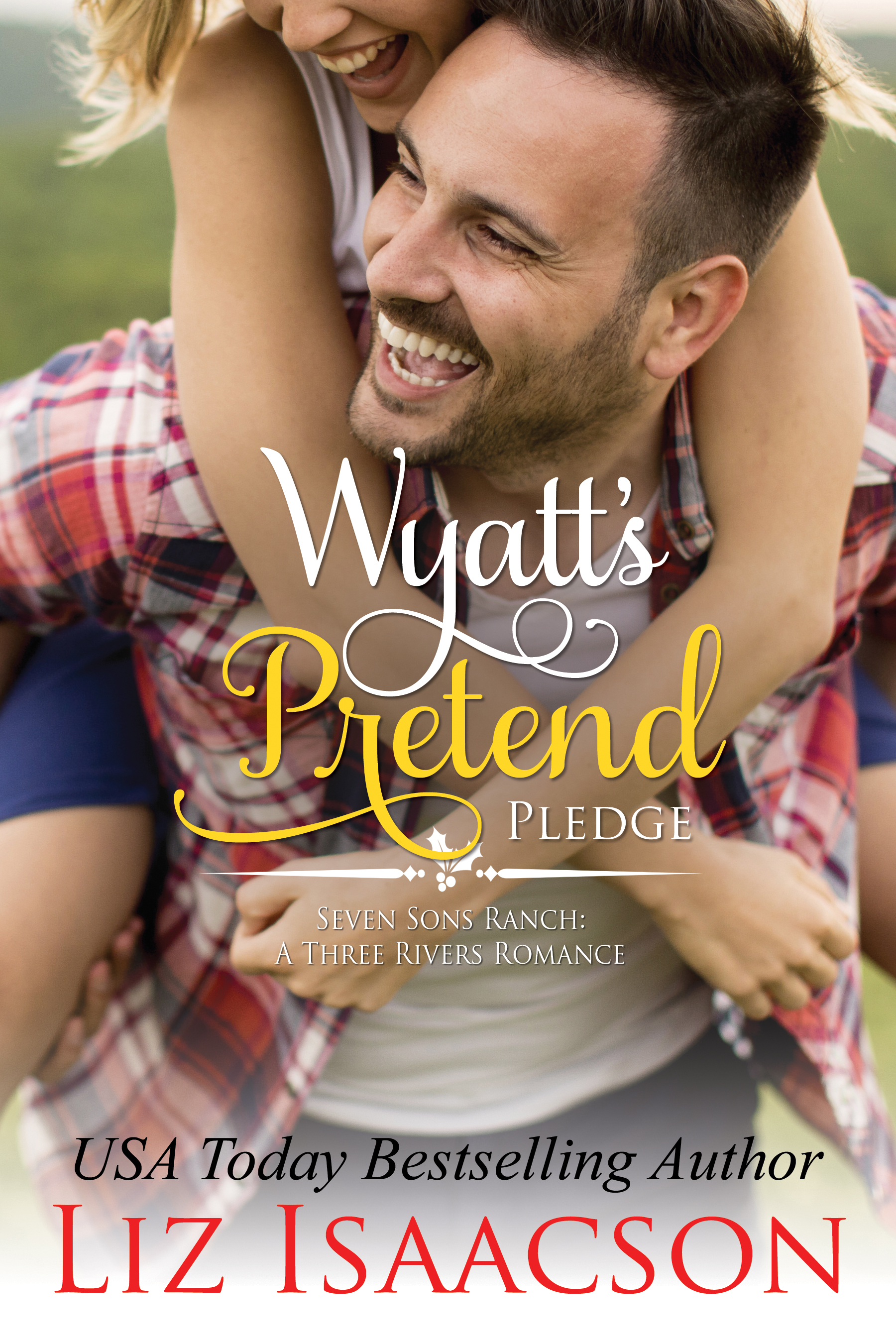 Wyatts Pretend Pledge FRONT COVER
