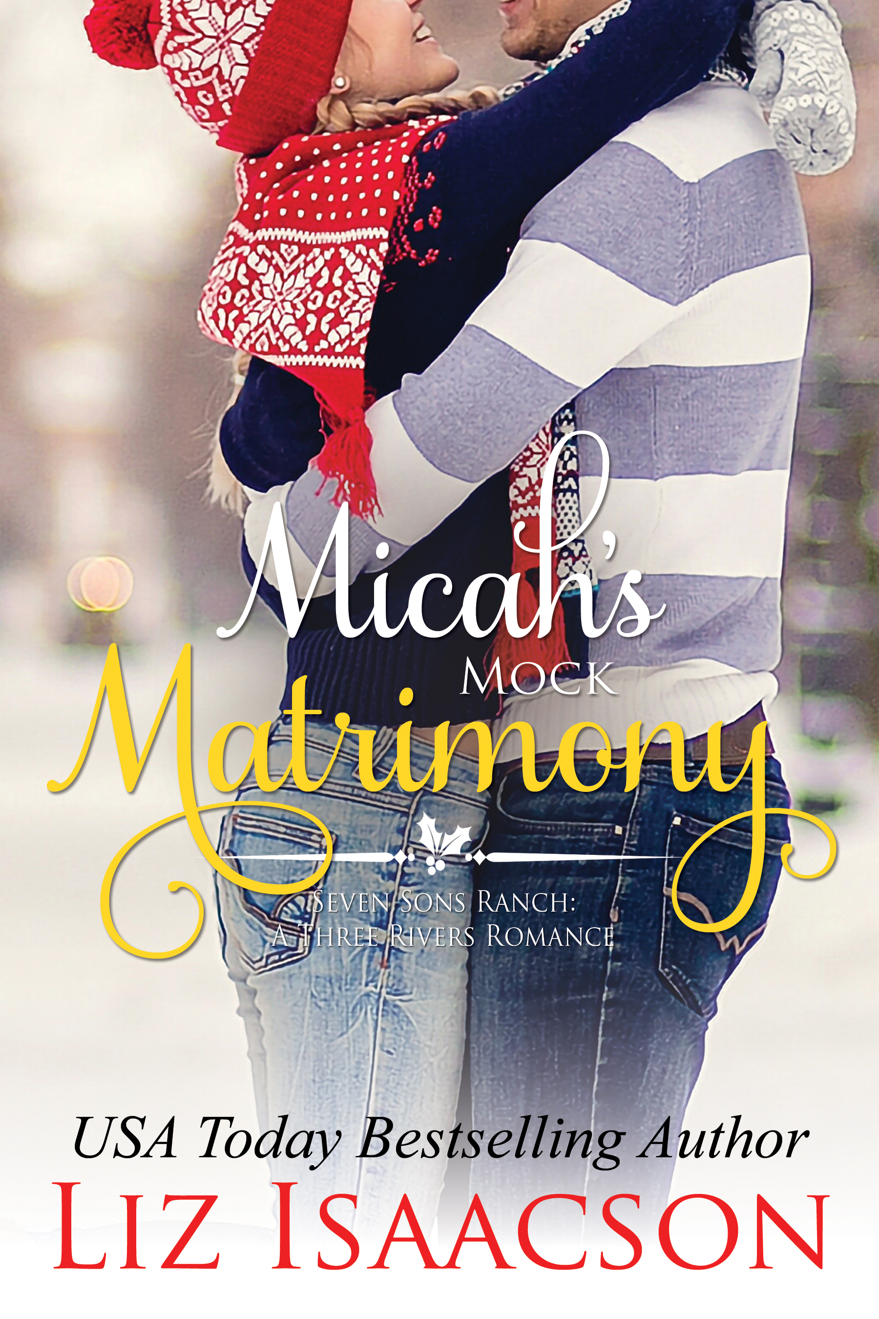 Micahs Mock Matrimony FRONT COVER