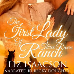First Lady Audio Cover