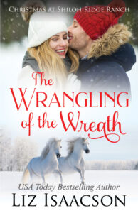 9 The Wrangling of the Wreath FRONT COVER