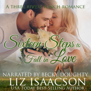 Sixteen Steps to Fall in Love Audio COVER
