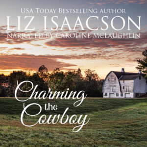 Charming the Cowboy AUDIO COVER