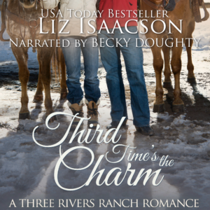 Third Times the Charm Audiobook Cover
